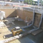 Falling Creek Waste Water Treatment Plant Modifications