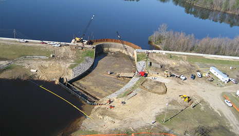 Lake Prince Raw Water Pumping Station Flood Protection and Miscellaneous Improvements
