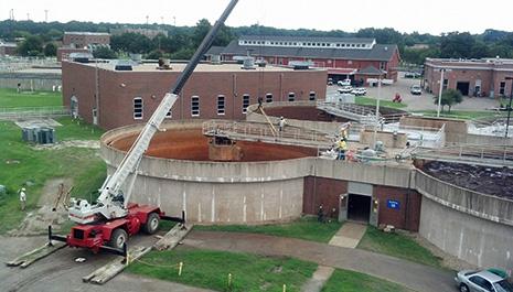 Moore's Bridges Dewatering Facility