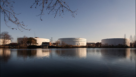 Moore's Bridges Six Million Gallon Water Tank Replacement